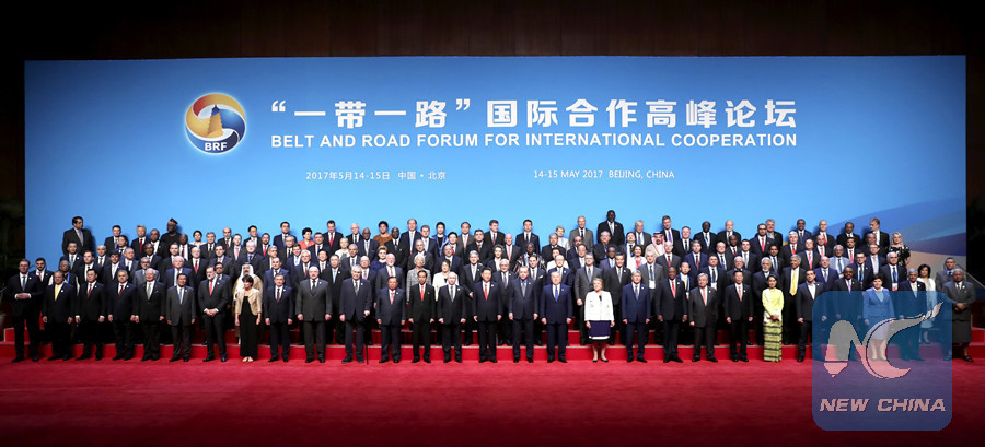Belt road forum 1